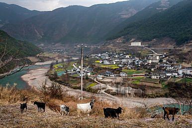 Drowning Yunnan's Valleys