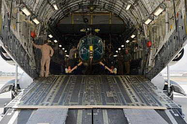 Afghan Air Force Now Operates 27 New US Attack Helicopters
