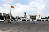 Kyrgyz President Visits China, Stays for a Vacation