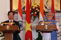 India to Train Vietnam Fighter Pilots