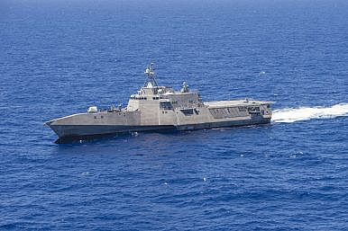 Dropping Like Flies: Third US Navy Littoral Combat Ship Out of Action