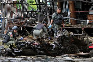 The Southern Link in Thailand's Deadly Bombings