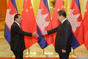 How China Came to Dominate Cambodia