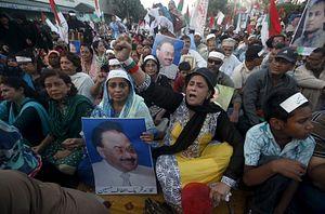 The Bizarre World of Karachi Politics