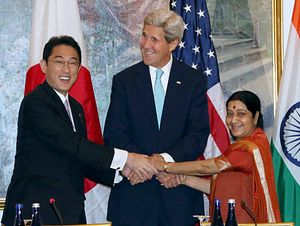 India and Vietnam: Time for Trilaterals With the US and Japan