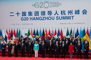 China's G20 Leadership and the Challenges of Sustainable Development