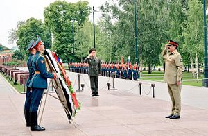 Russia and Pakistan to Hold First Ever Military Exercise