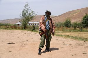 Afghanistan's Anti-Taliban Vigilantes: Blessing or Curse?