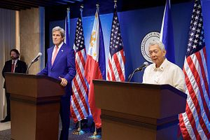 Philippines No Longer US 'Little Brown Brother': Yasay