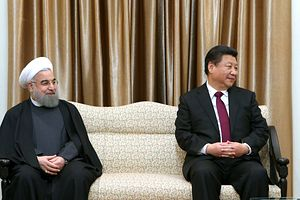 Can China Capitalize on Iran's Post-Nuclear Deal Opening? Don't Count On It