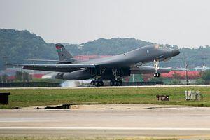 US Strategic Bomber Makes Closest Flight Ever to North Korea