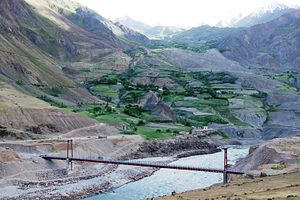 China in Central Asia: Building Border Posts in Tajikistan