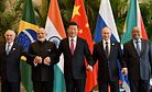 The Post-Western World and the Rise of a Parallel Order