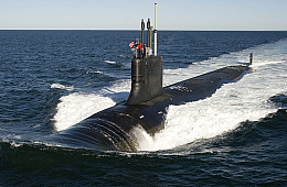 US Navy Takes Delivery of New Nuclear Attack Submarine