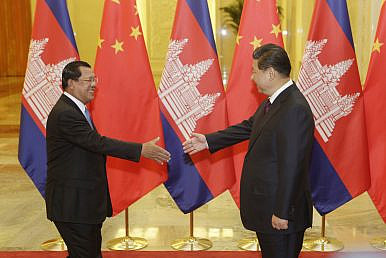 How China Came to Dominate Cambodia | The Diplomat
