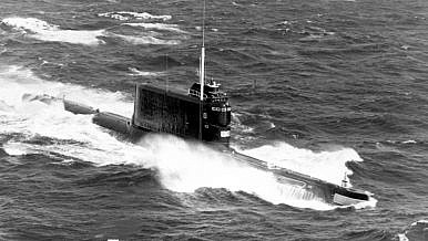 Is North Korea Building a New Ballistic Missile Submarine?