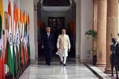 How India Can Direct its 'Act East' Policy Toward Myanmar