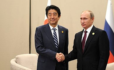 Kuril Islands Dispute: Putin and Abe Once Again Get Serious About Finding a Solution