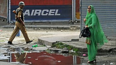 Kashmir's Problems Need a Political Solution