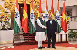 India-Vietnam Defense Relations in the Spotlight with Bilateral Visit