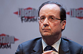 France's Hollande Kicks off ASEAN Tour With Singapore Visit