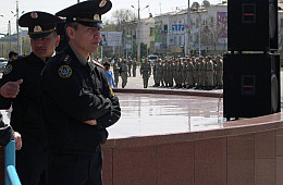 Kazakhstan Details Foiled Terrorist Plots