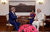 John Kerry's Visit Gives More Teeth to India in Afghanistan