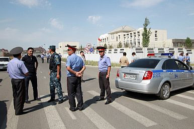 China's Terrorist Problem Goes Global