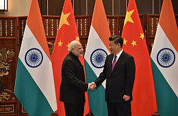 China and India: An Emerging Gulf in Infrastructure Plans