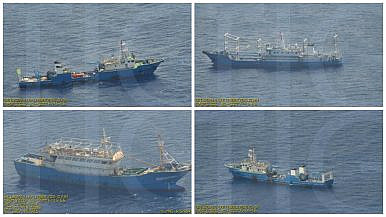 Crying Wolf? Contrary to Reports, No Dredges at Scarborough Shoal Yet