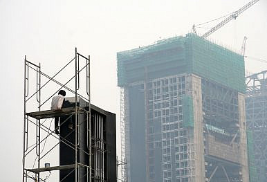 Tough Times for China's Real Estate Developers