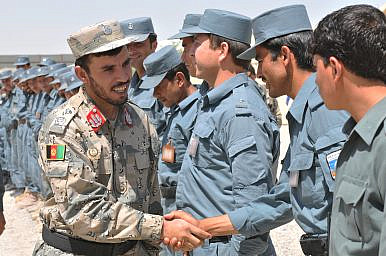 General Raziq: Kabul's Man in Southern Afghanistan