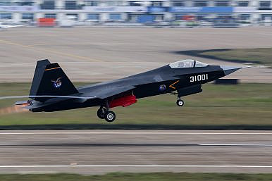China Set to Show Off J-31 Stealth Fighter, Y-20 Heavy Transport Aircraft Later This Year