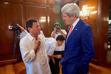 Is the Philippines Still a US Ally?