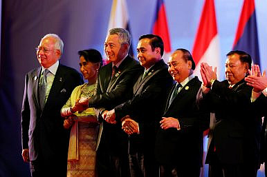 The Changing Face of ASEAN