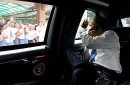 What Obama's Indonesia Trip Revealed About His Post-Presidency