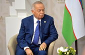 Who is Sculpting Karimov's Statue?