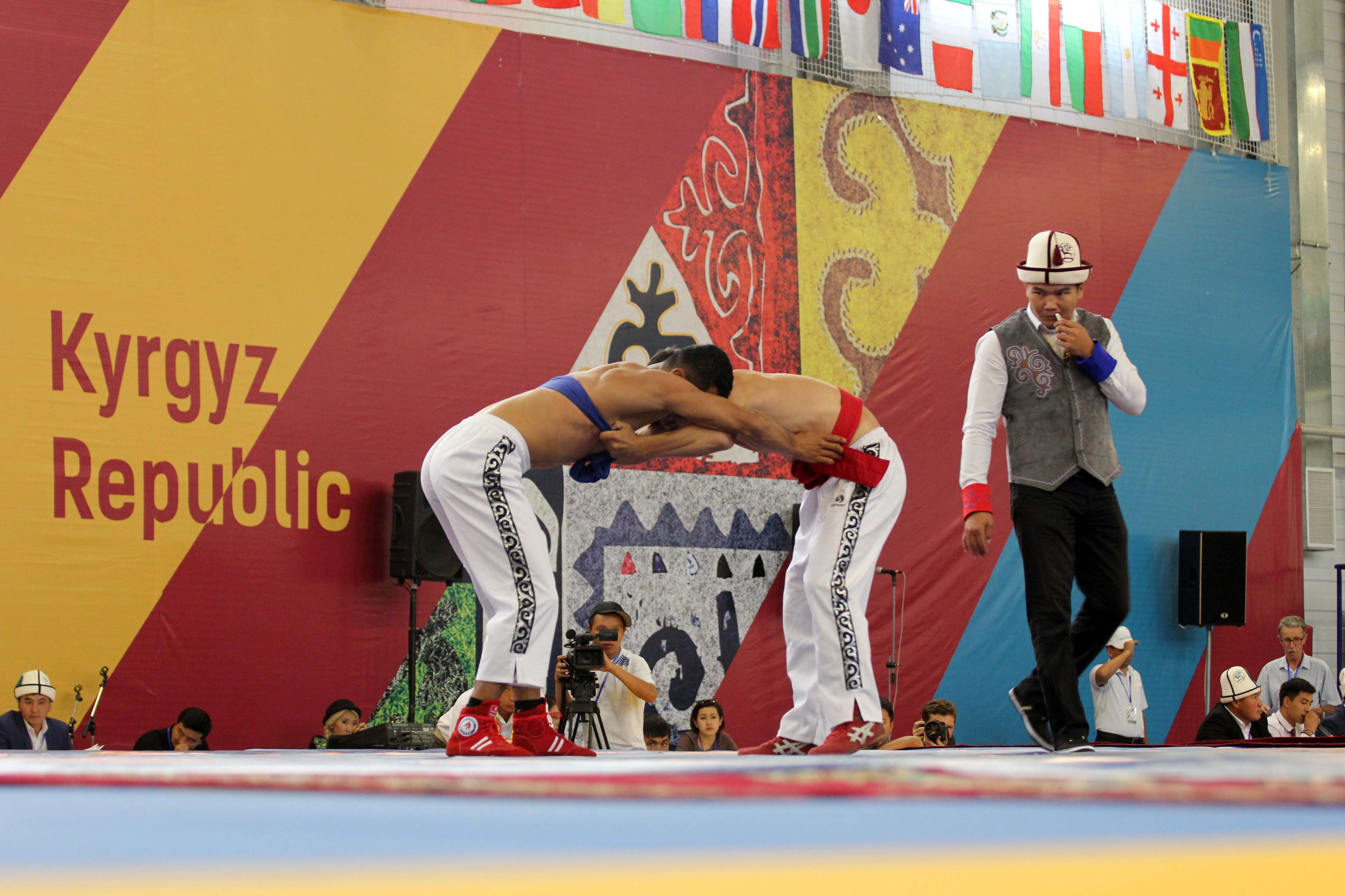 Spectacle and Sport at the World Nomad Games