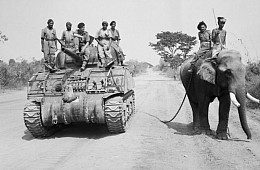 Making Modern South Asia: India's Role in World War II