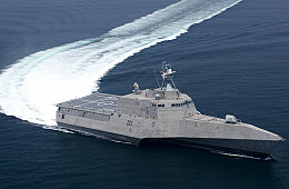 Crackup: US Navy Littoral Combat Ship Suffers Cracked Hull