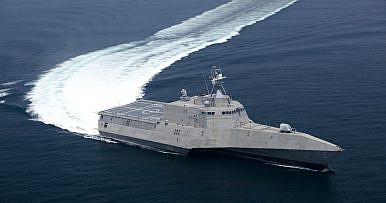 Three Times a Charm: US Navy Littoral Combat Ship Damaged (Again)