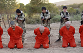 Central Asian Children Cast as ISIS Executioners