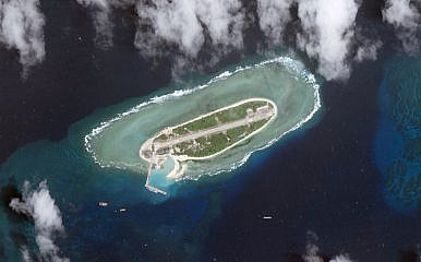 South China Sea: What's Taiwan Building on Itu Aba?