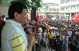 The Truth About Duterte's 'Popularity' in the Philippines