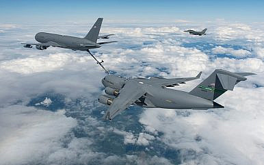 US Clears $1.9 Billion Sale of KC-46A Tanker Aircraft to Japan