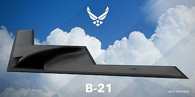A Raider and His 'Little Buddy': Which Fighter Will Accompany the USAF's B-21?