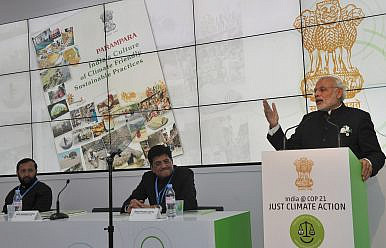 India to Ratify Paris Climate Accord in Early October
