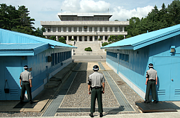 North Korean Soldier Makes Dramatic Defection Across the DMZ