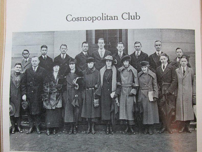 Cosmopolitan Club