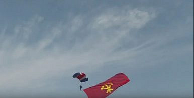 North Korea Holds Its First-Ever International Air Show